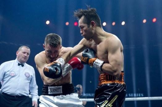 Donaire dethrones Burnett to become WBA super champion