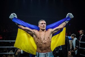 Usyk receives boxer of the month honors of the WBA