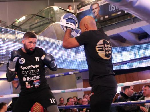 Usyk and Bellew look good in Manchester