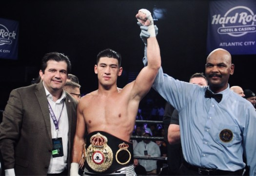 WBA March Rankings and Boxer of the Month