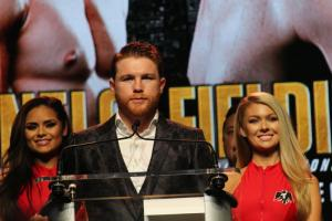 Canelo will seek to be the fifth-weight champion of the WBA