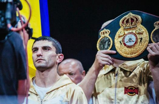 Dalakian retains title against Lebron in Kiev