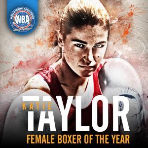 Katie Taylor la Boxeadora del Año en la AMB
