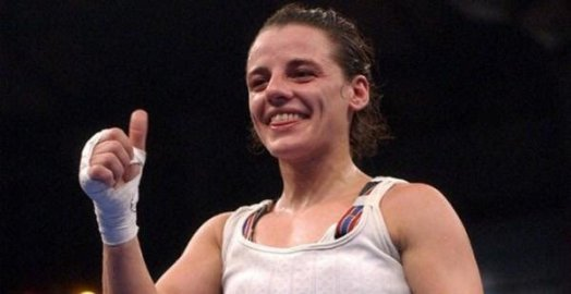 Maria Jesus Rosa - pioneer of Spanish women's boxing passes away