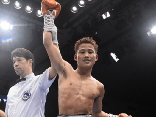 Hiroto Kyoguchi – WBA Honorable Mention December 2018