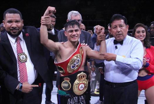 Roman beats Doheny in fourth defense of his WBA belt