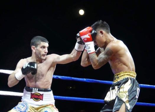 Dalakian-Concepción was ordered by the WBA Championships Committee