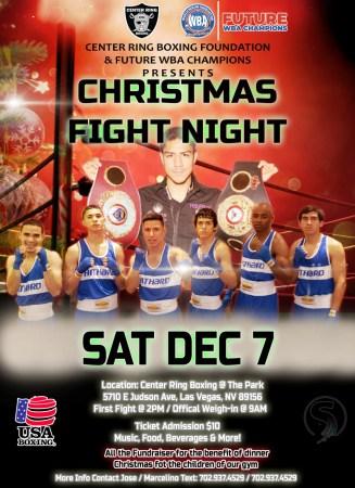 Live: Christmas Fight Night - Future WBA Champions
