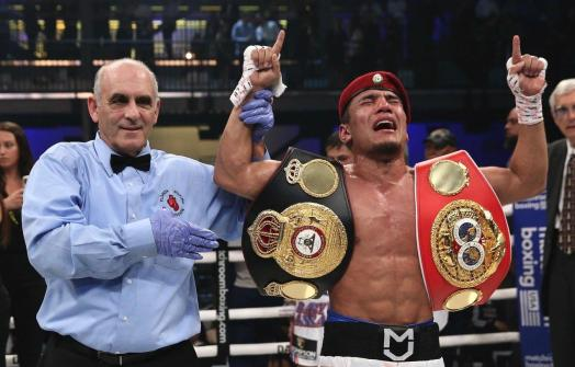 Akhmadaliev will fight against Iwasa in his native Uzbekistan