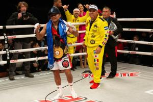 It came true: eight years and four months later, Chocolatito and Estrada will settle the score in a three-title fight