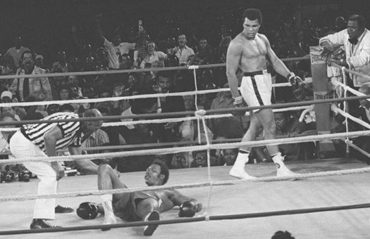 Zach Clayton was the first African-American referee in a heavyweight championship