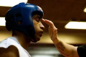 Mental preparation in Boxing