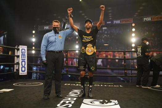 James- Butaev start the road to a single WBA welterweight champion on Saturday