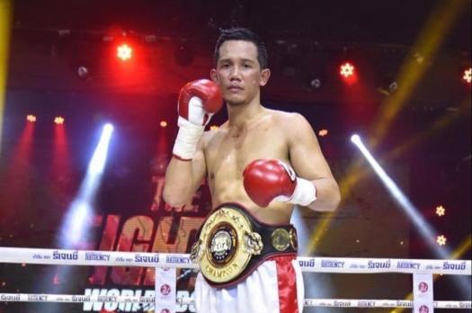 Wirojanasunobol is the new WBA-South Asia Welterweight Champion