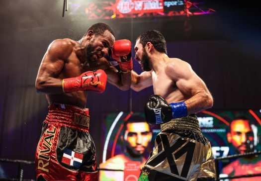 Martinez defeated Marrero in WBA elimination fight