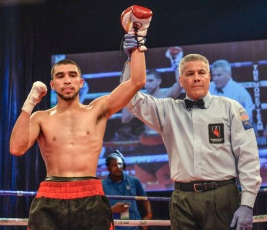 Martínez-Marrero disputarán eliminatoria AMB este sábado en Connecticut