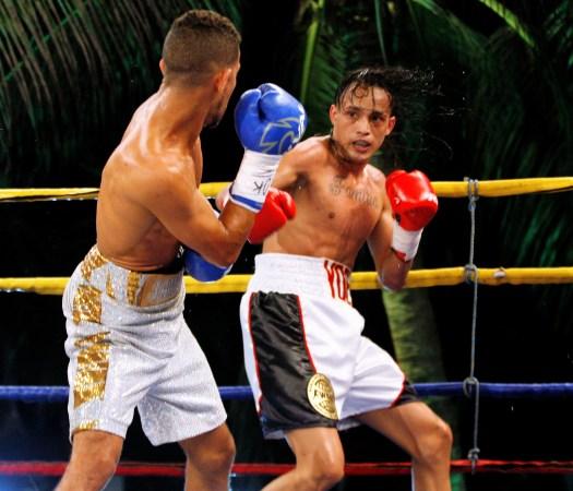 Yoel Finol showed his best version in Puerto Colombia
