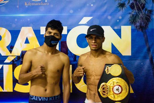 Silvestre did not make the weight and his title fight against Cañizales was not approved
