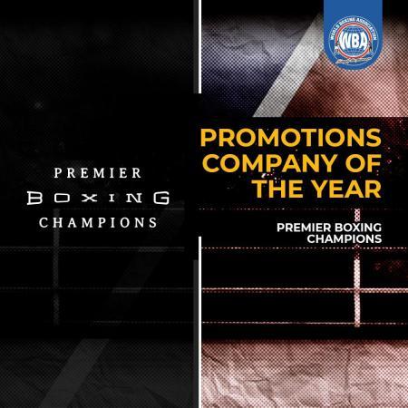 PBC and Eddie Hearn awarded by the WBA