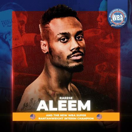 Aleem looked masterful against Pasillas and won the WBA Interim belt