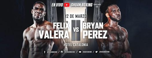 Valera y Pérez chocarán en velada en honor a Gilberto Mendoza