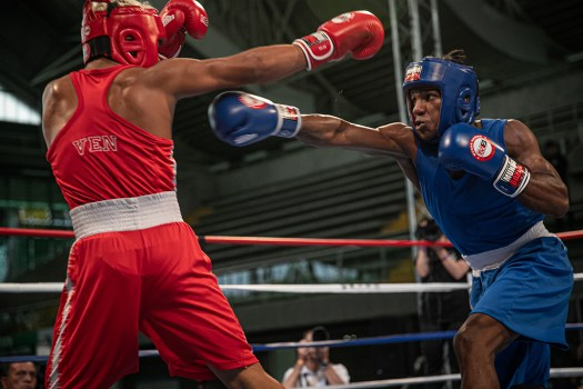 Americas Olympic boxing qualifier cancelled