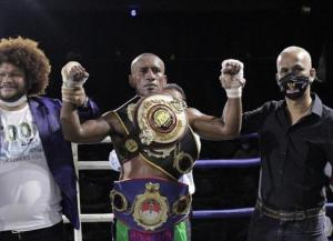 Geisler AP derrotó a Manakane y conquistó el título AMB-Asia del Sur