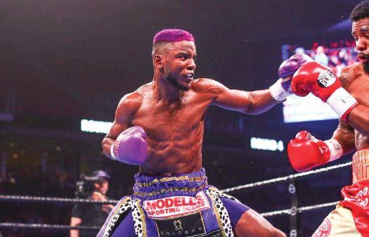 Colbert and Nyambayar will fight for the WBA Interim belt this Saturday
