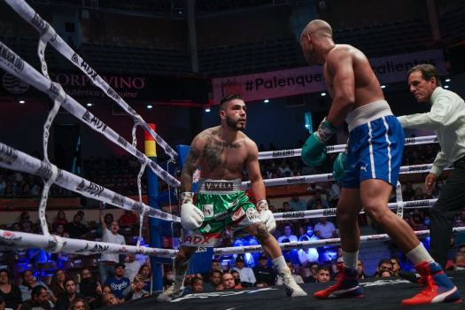 """Cuba and Mexico """"Boxing is One"""" in Aguascalientes photo gallery 