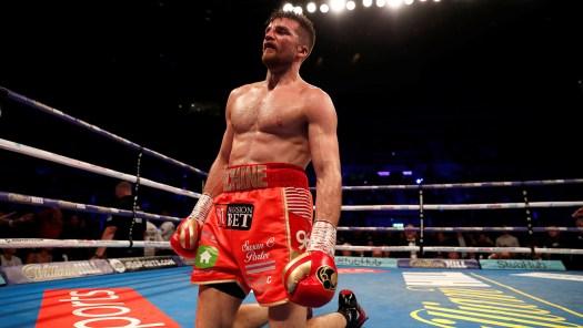 Fowler goes to war with Mueller for WBA-International Belt