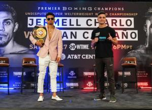 Yigit failed to make the weight and only Romero will be entitled to the belt