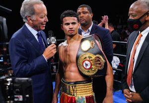 Romero knocks out Yigit to retain his WBA interim title