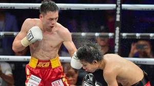 Can Xu is ready for his WBA title defense against Wood