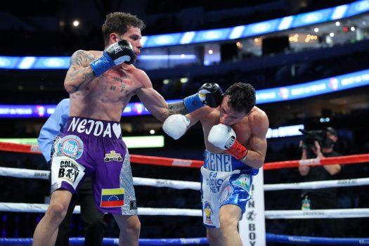 WBA orders Gutiérrez-Colbert