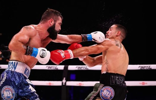 Carroll dominated Vences in WBA eliminator