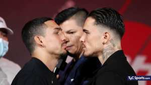 Teofimo and Kambosos will clash on October 4