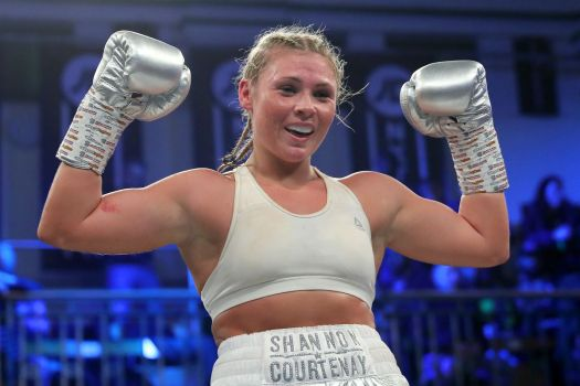 Courtenay-Mitchell for the WBA belt in Liverpool this Saturday