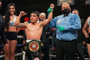 Axel Vega retains WBA-Fedecentro title