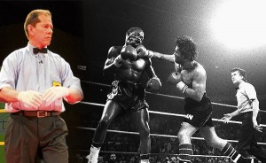Referee Uriel Aguilera will play Ernesto Magaña in Hands of Stone