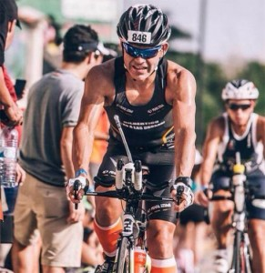 Gilberto Jesús Mendoza - Ironman 70.3 Panama 2014