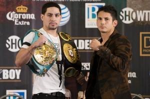 Danny Garcia and Mauricio Hernandez Press Conference
