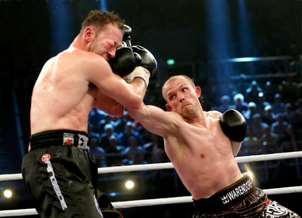Braehmer stops Maccarinelli to retain WBA light heavyweight title
