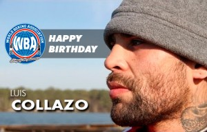 Happy Birthday Luis Collazo