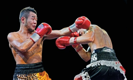 """""""Two hundred million people watched this great event. I hope Gilberto Jesus Mendoza is satisfied."""" (Photo: Asia Boxing Council)"""