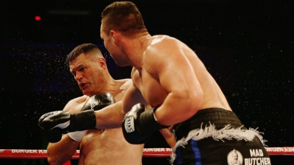 Joseph parker rates TKO win over Kali Meehan as the best of his young career.