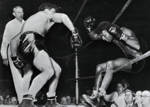Past Great Middleweight Battles