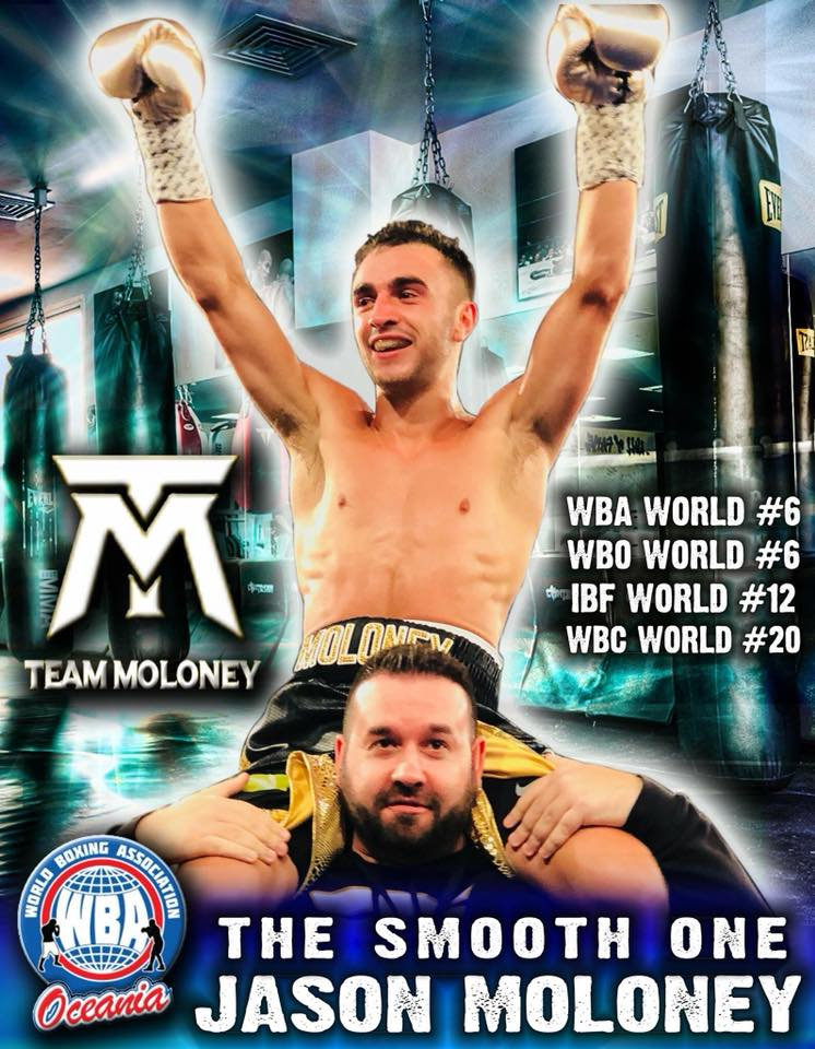 Both Moloney's Together at No.6 in World Ratings