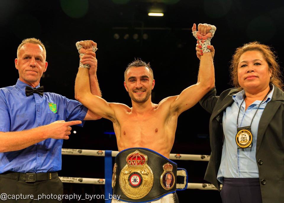 Moloney and Dib Victorious