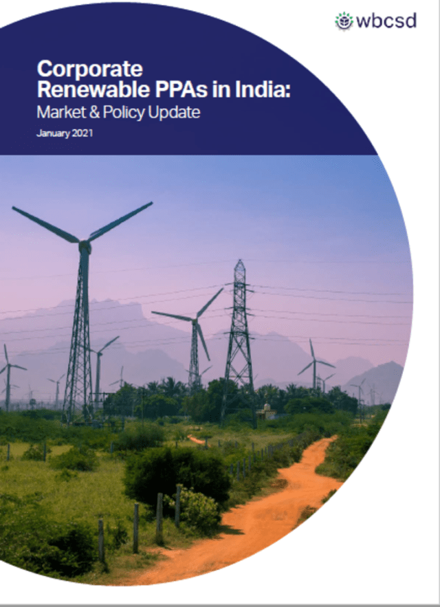 Corporate Renewable PPAs
