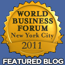 World Business Forum 2011 Featured Blog